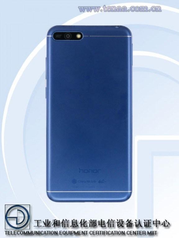 Huawei Enjoy 8 появился на сайте TENAA