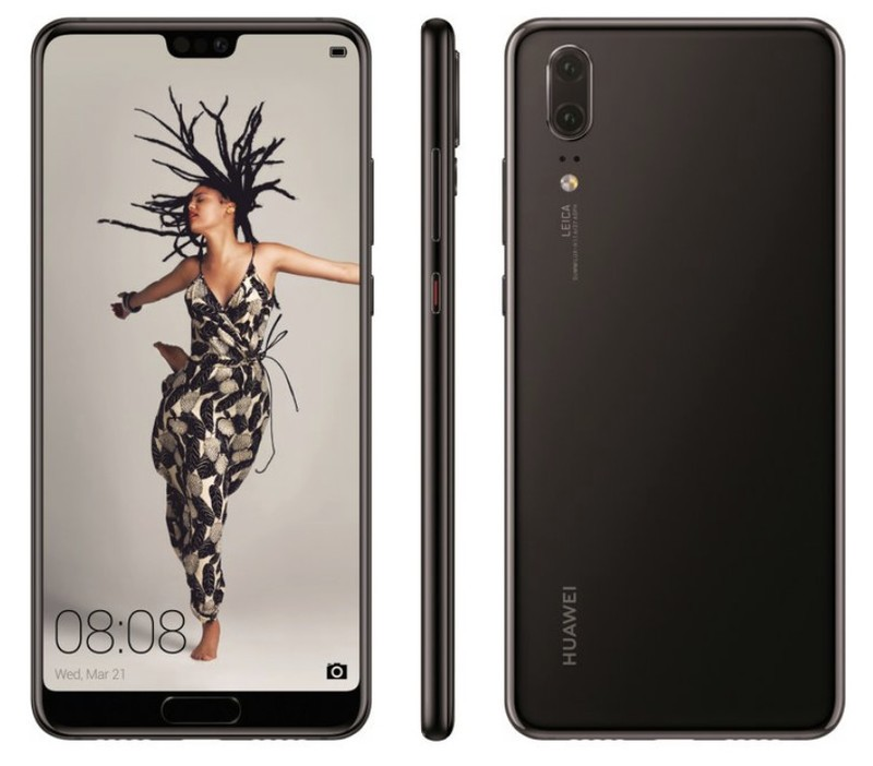 Результат Huawei P20 в бенчмарке Geekbench