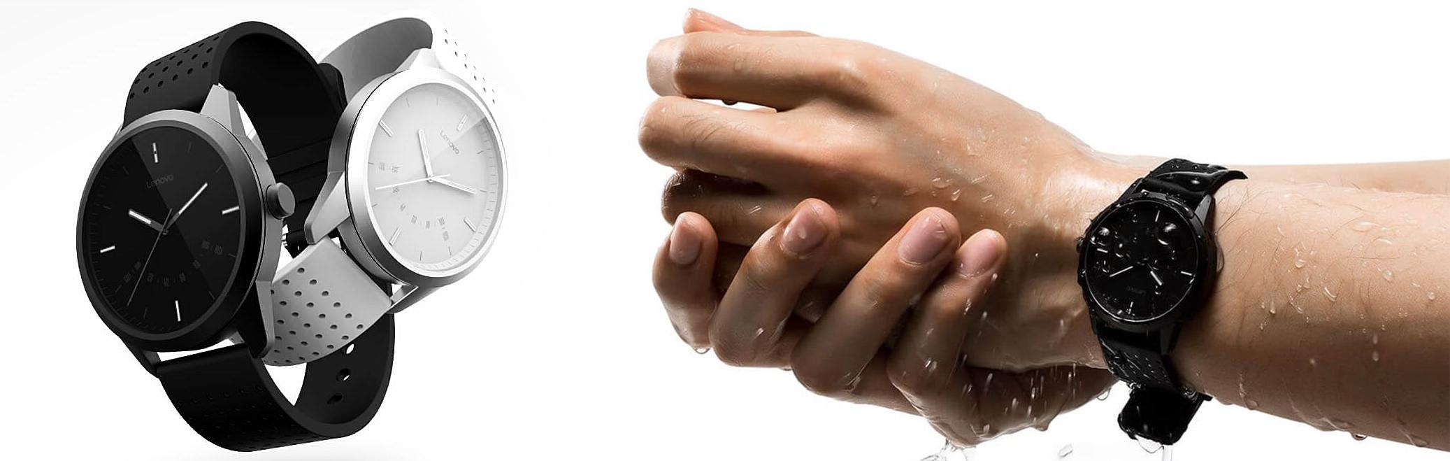 Новые умные часы Lenovo Watch 9 с ценой в районе .