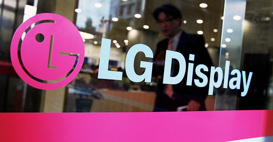 LG регистрирует MicroLED дисплеи