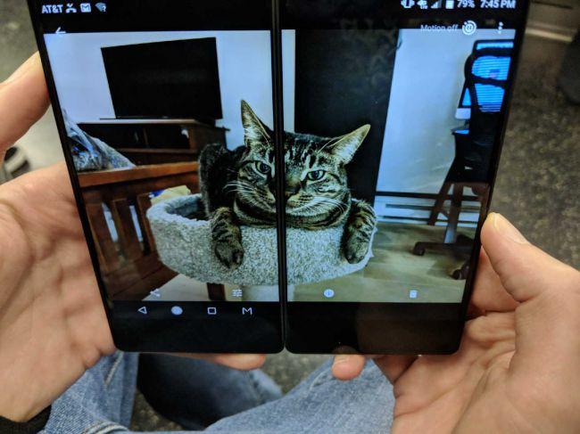 Гибкий Samsung Galaxy X мы можем не увидеть в ближайшее время