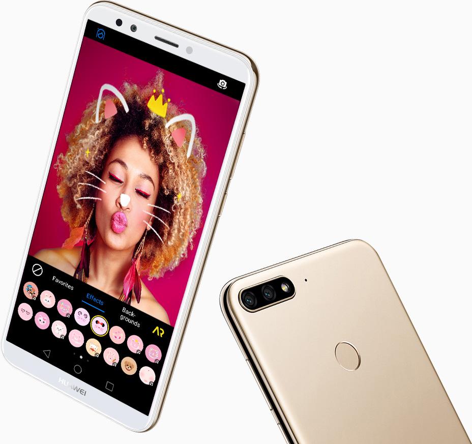 Вышел Huawei Y7 Prime 2018