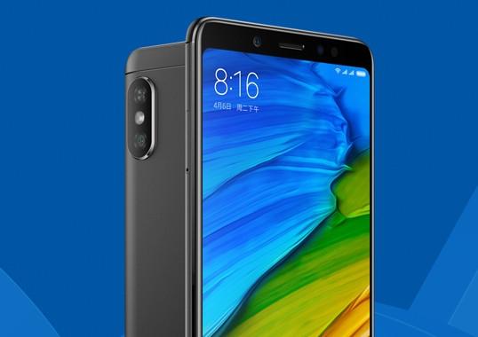 Анонс Xiaomi Redmi Note 5 в Китае: выносливый, привлекательный и с «мозговитыми» камерами