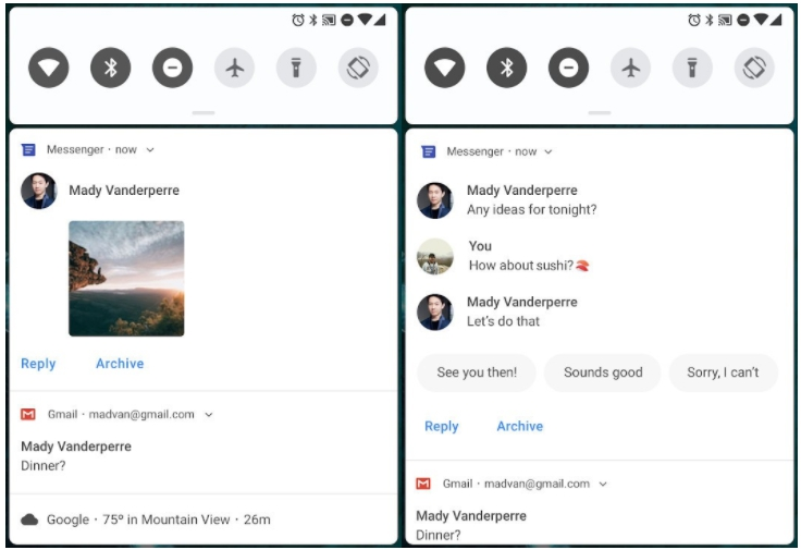 Google выкатывает первую версию Android P Developers Preview