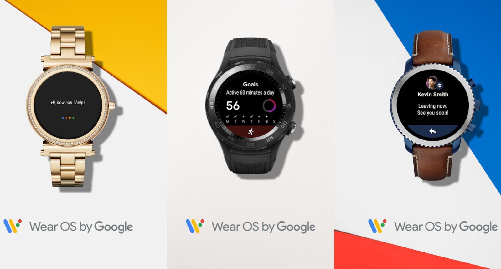 Google представила обновление Wear OS Developer Preview с функциями Android P