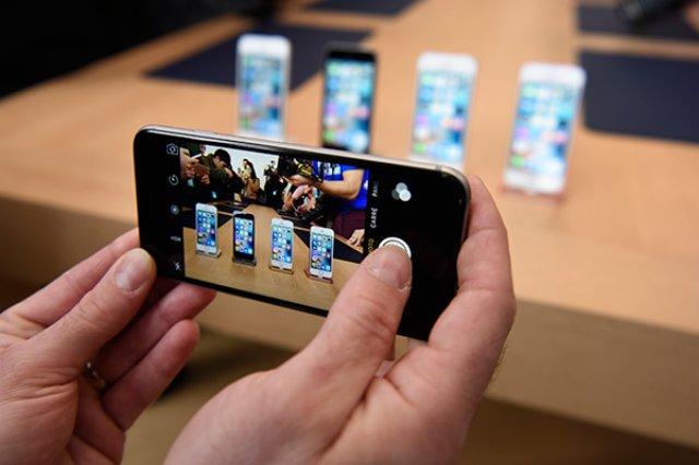 iPhone для пожилых людей