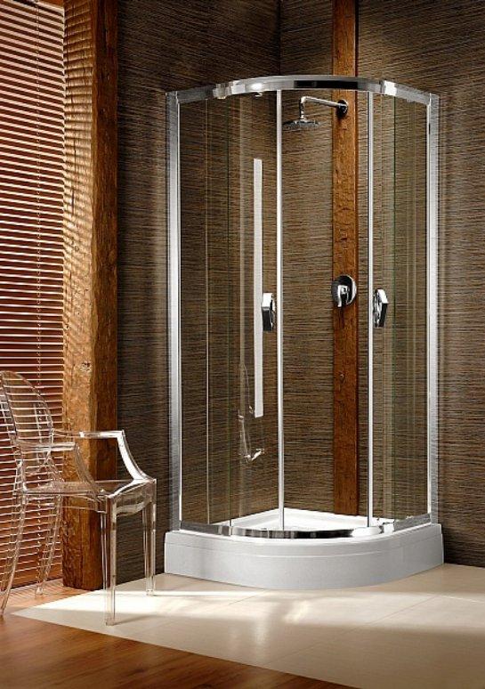 Душевые уголки для ванной комнаты