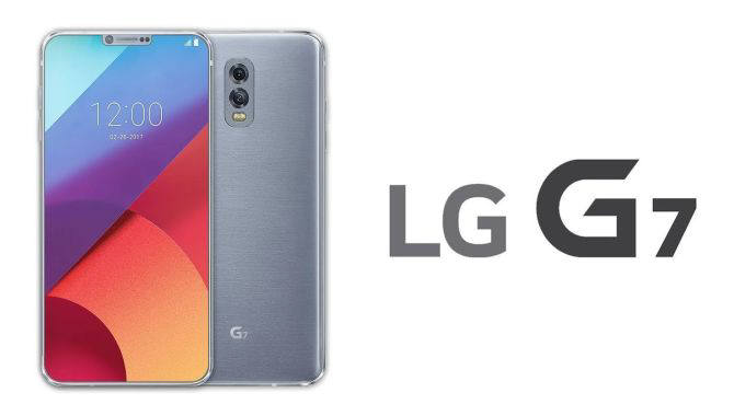 LG G7: умная кнопка и подробности о камере