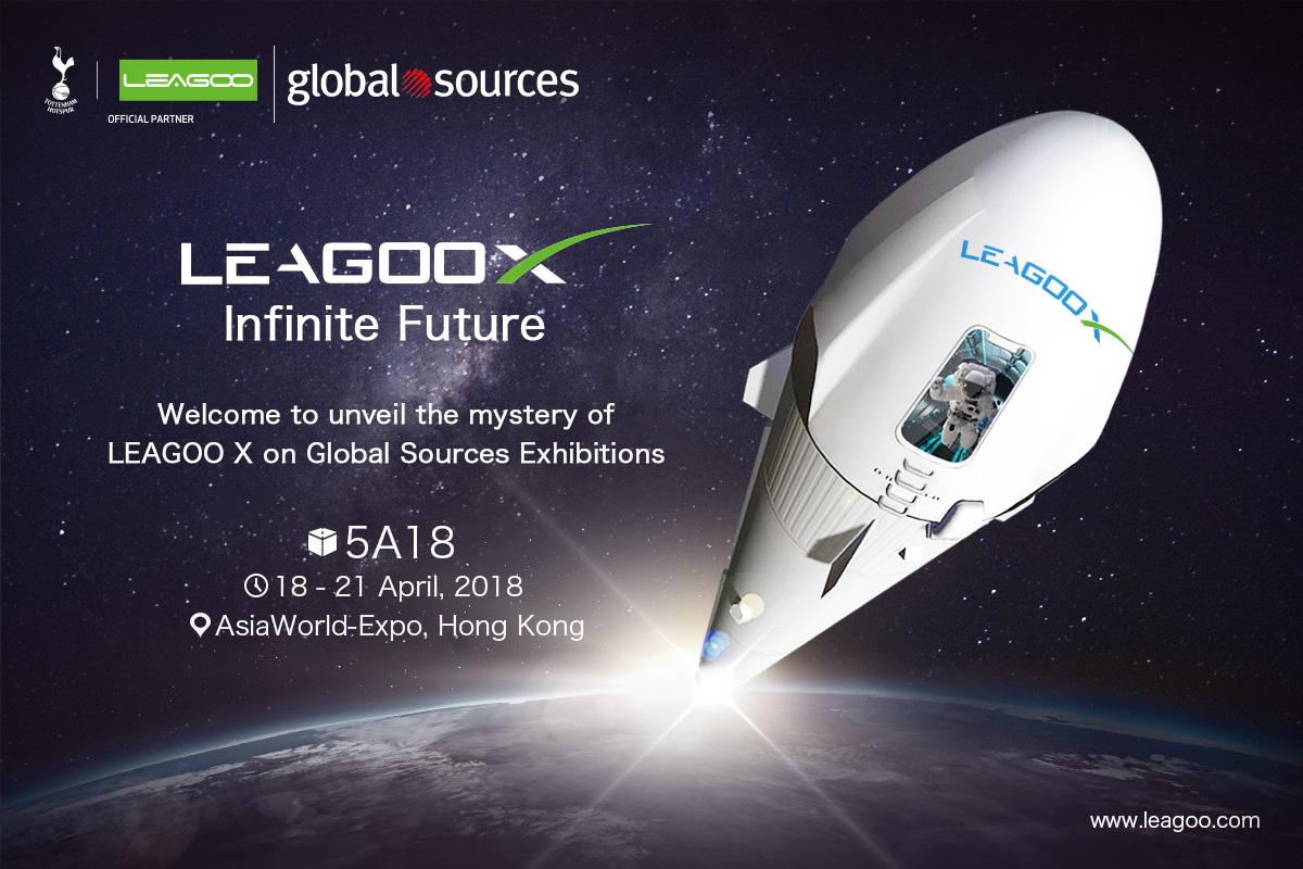 Leagoo X обещает стать самым инновационным смартфоном компании