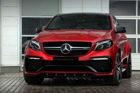 Mercedes-Benz отзывает в России 25 тысяч автомобилей