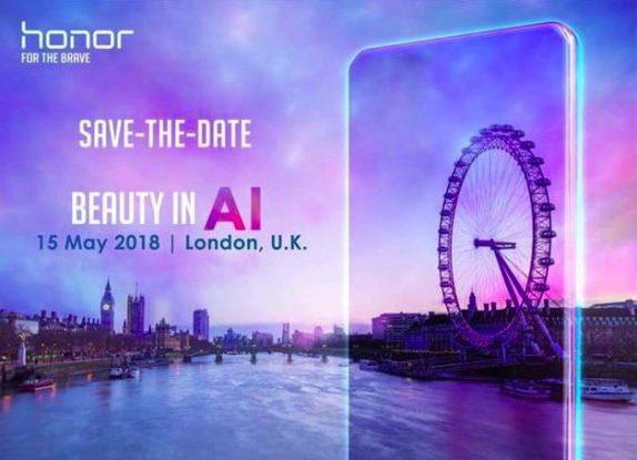 Huawei определилась с датой презентации Honor 10