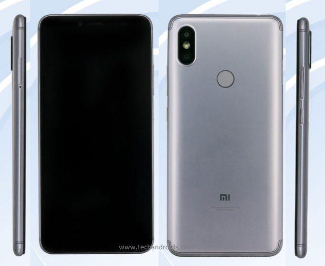 Характеристики нового смартфона Xiaomi M1803E6E
