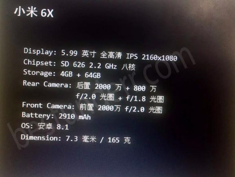 Xiaomi Mi 6X (Mi A2): изменения в начинке будут, но вот понравятся ли они?