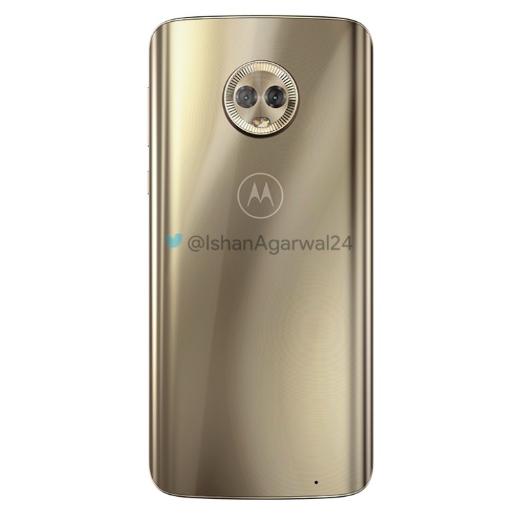 Moto G6 Plus замечен в бенчмарке