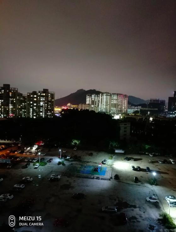Фото дня: как снимает камера Meizu 15