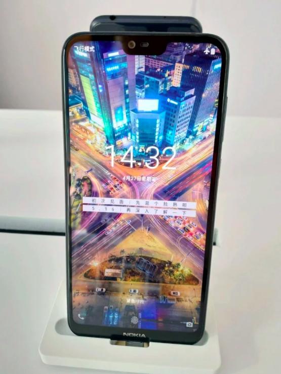 Nokia X или Nokia X6 показали во всей красе на «живых» снимках