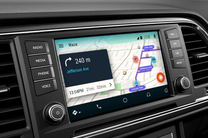 Android Auto получил поддержку беспроводного подключения