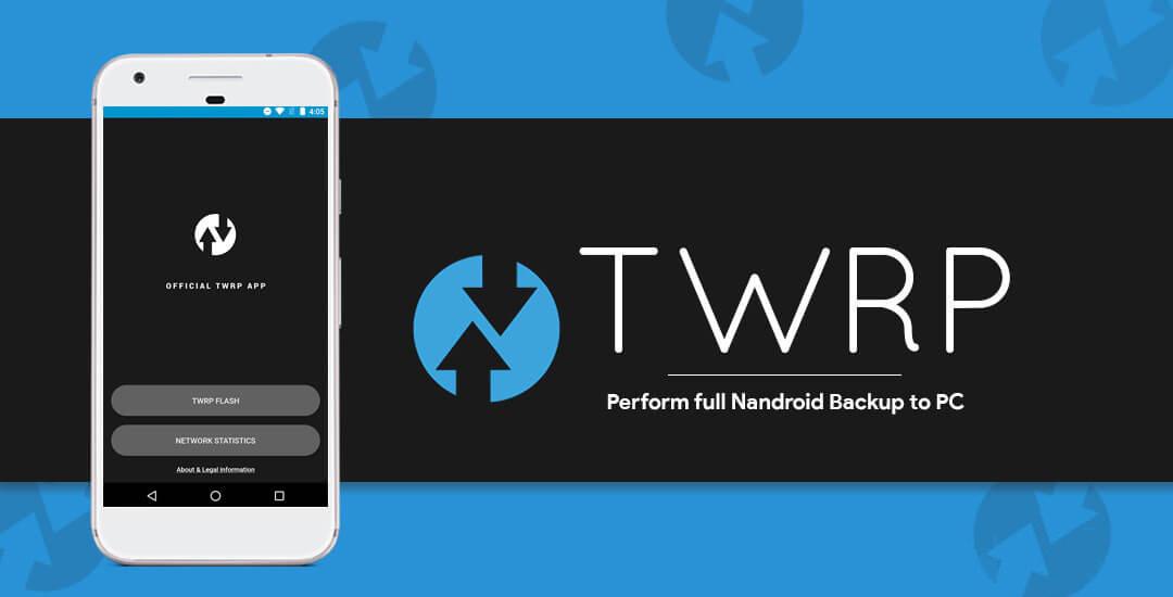 TWRP теперь доступен для Sony Xperia XA2, Xiaomi Redmi Note 5 Pro и Xiaomi Mi Note 2