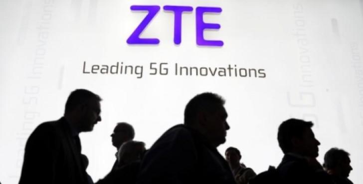 ZTE запретили доступ к американским комплектующим и технологиям