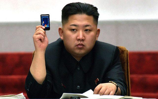Какой производитель смартфонов наиболее популярен в Северной Корее?