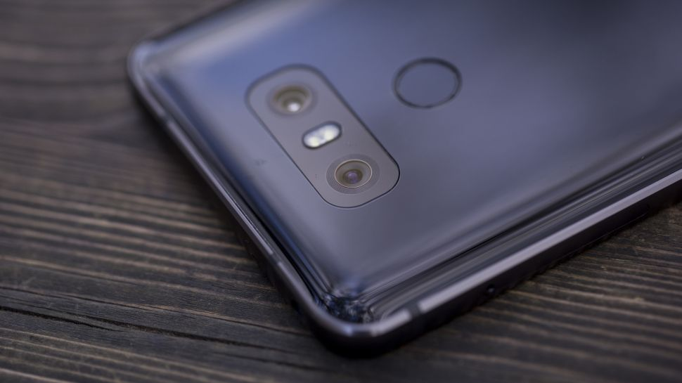 LG G7 ThinQ: первый пример снимка на камеру флагмана