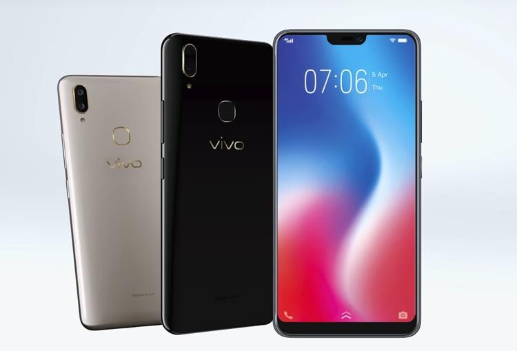 Vivo V9 пришел в Россию