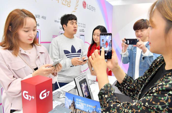 Представлены LG X2 (2018) и LG X5 (2018)