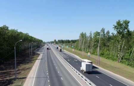 В России предложили сузить полосы на дорогах