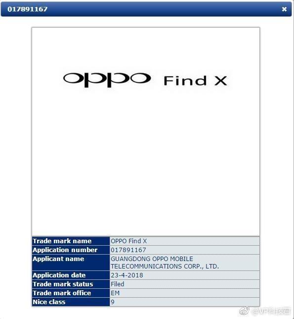Oppo Find X с передовыми технологиями откроет дверь в будущее