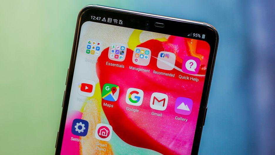 LG G7 ThinQ: флагман с «монобровью», искусственным интеллектом и идеальным звуком
