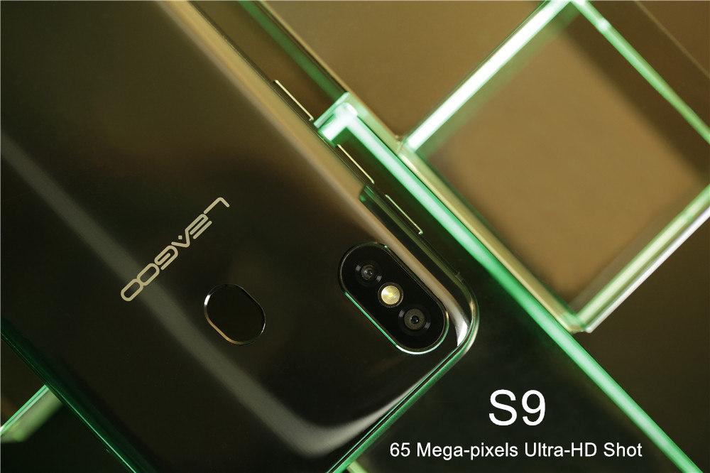 Leagoo S9 предлагают со скидкой за 9,99