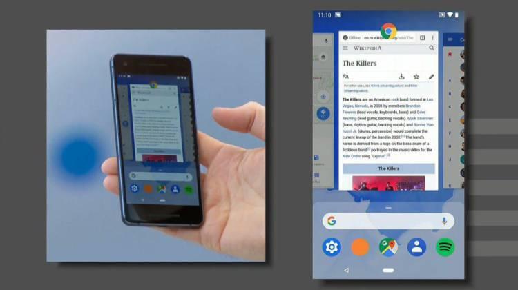 Что нового появилось в Android P (9.0) Developers Preview 2?