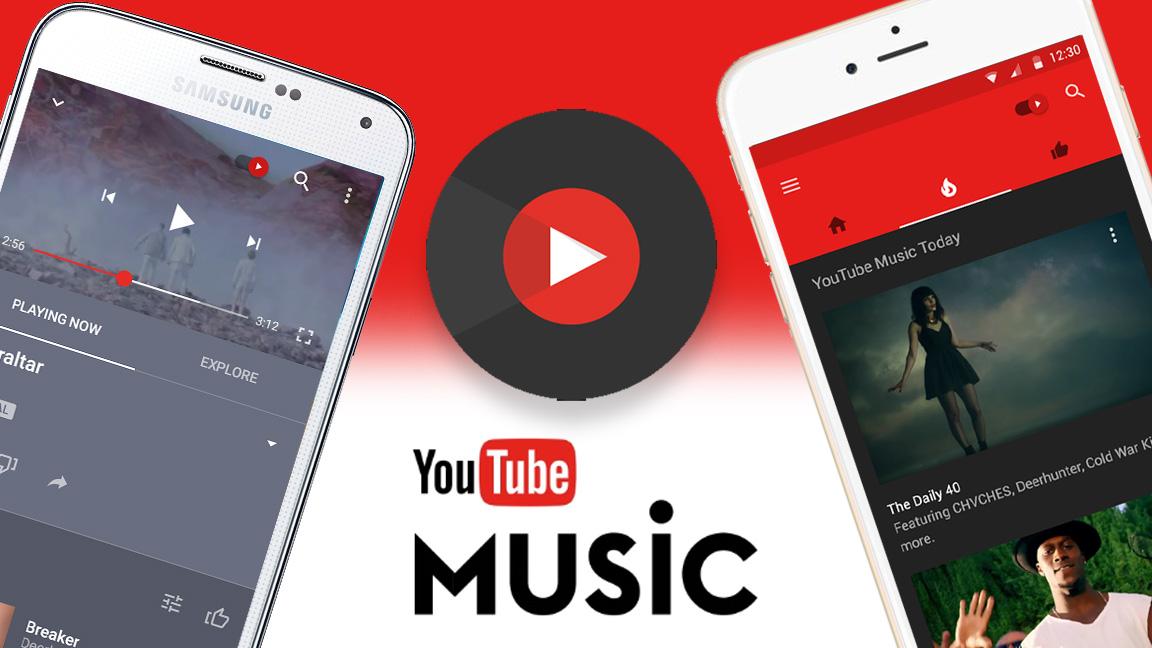 Новый сервис YouTube Music станет заменой старому Google Play Music