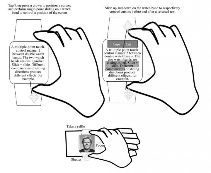 Huawei патентует игровые смарт-часы