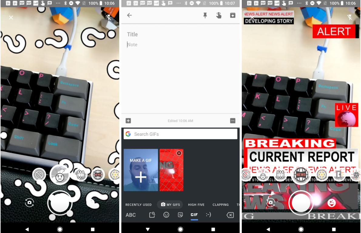Теперь Gboard позволяет создавать свои эксклюзивные коллекции анимированных GIF