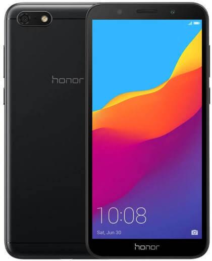 Honor 7S — бюджетник с дисплеем 18:9 и без биометрического датчика