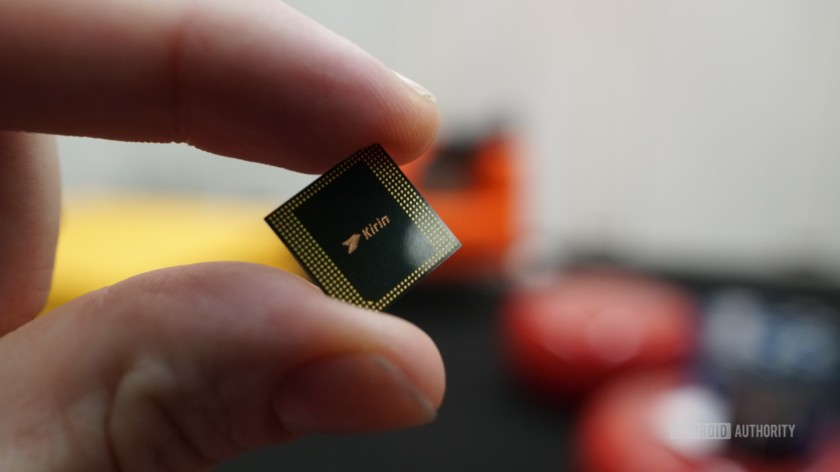 Китайский ответ на запрет покупать чипы Qualcomm
