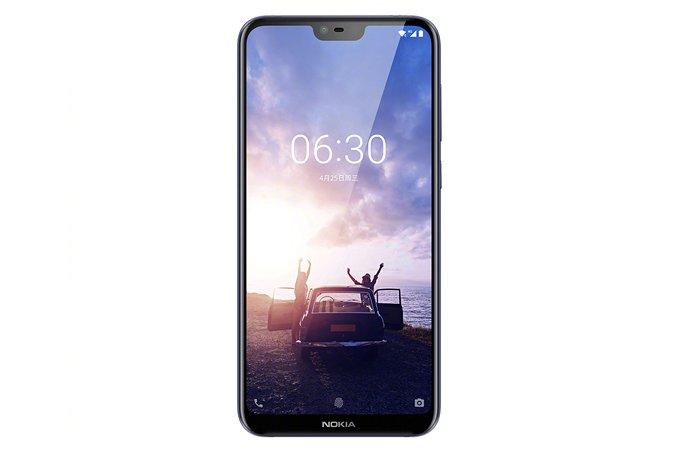 Nokia X (Nokia X6) впервые показался на видео