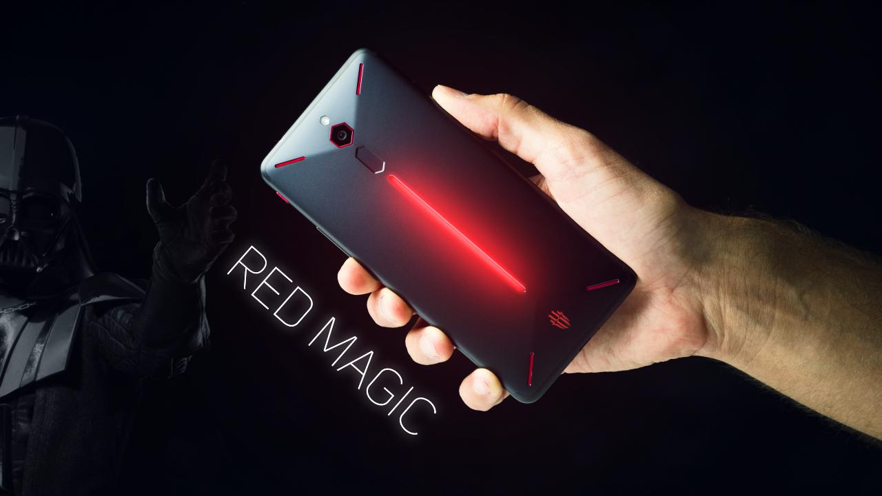 Видеообзор Nubia Red Magic: властелин игрового мира?
