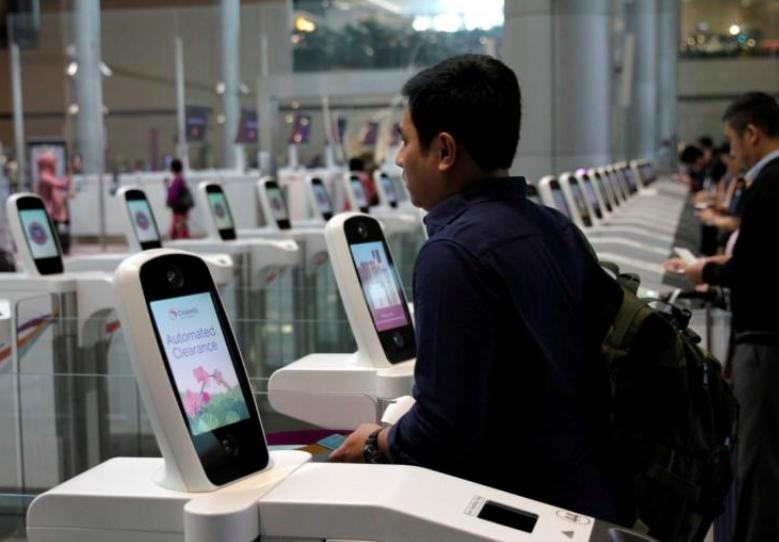 Технология распознавания лиц приходит в аэропорты