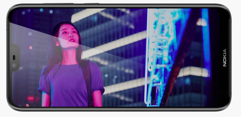 Показали Nokia X6 с «монобровью» по цене от $204