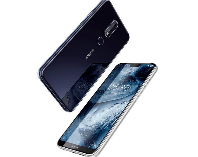 Показали Nokia X6 с «монобровью» по цене от 4
