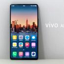 Неизвестный тонкорамочный смартфон Vivo на фото