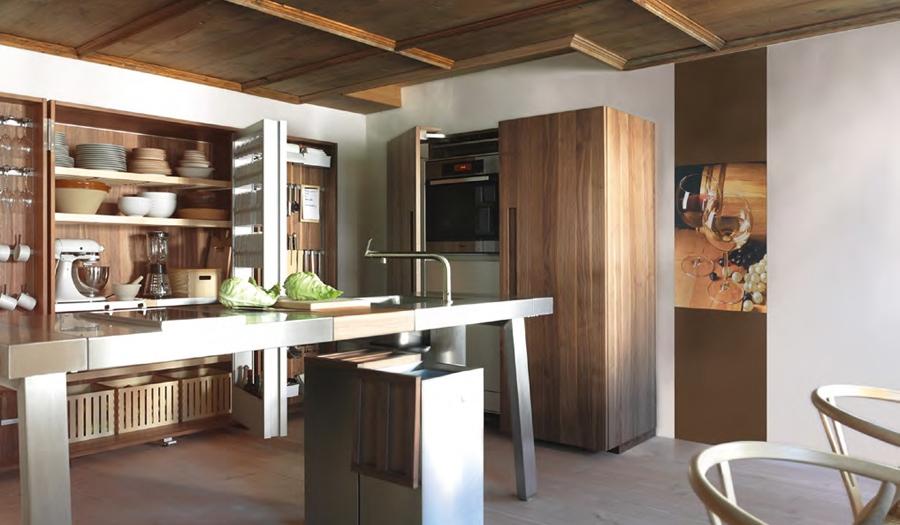 Функциональная кухня: на что обратить внимание при выборе мебели?