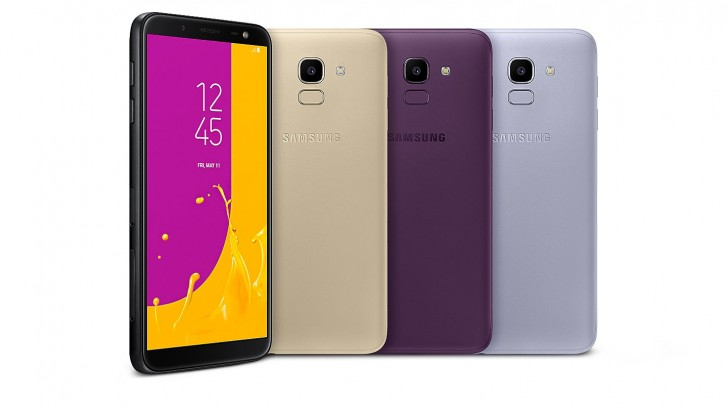 Представлены Samsung Galaxy J6 и Galaxy J8 с Infinity Display