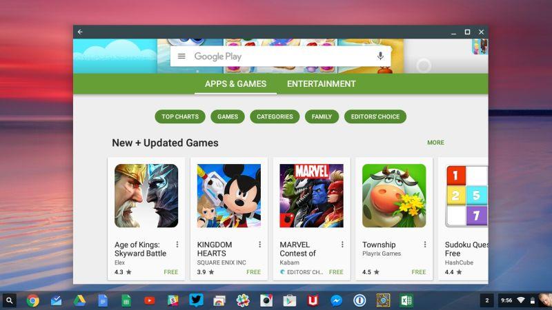 ChromeOS станет тем, о чем мы давно мечтали