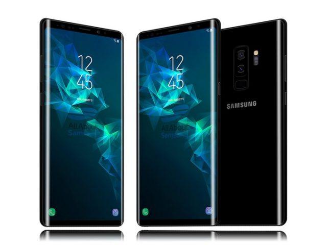 Samsung Galaxy Note 9 появился в бенчмарке Geekbench