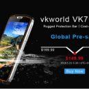 Защищенный Vkworld VK7000 с поддержкой беспроводной зарядки доступен для предзаказа