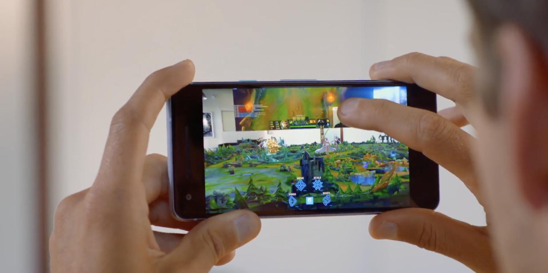 Xiaomi Mi Mix 2S получил поддержку платформы ARCore