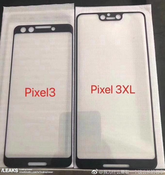 Показали концепт Google Pixel 3 и Pixel 3 XL